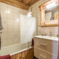 Salle de bains appartement Génépi