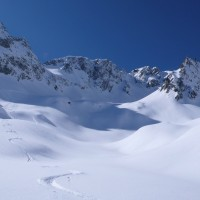Ski à La Rosière