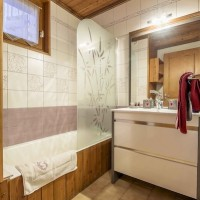 Salle de bains appartement Les Marguerites