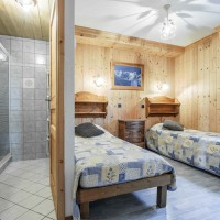 Chambre appartement Ourson 1